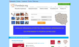 Fundacje.org thumbnail