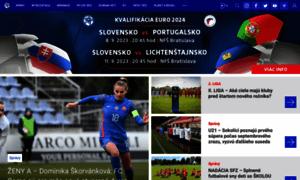 Futbalsfz.sk thumbnail