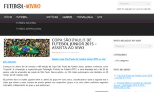 Futebol-aovivo.org thumbnail