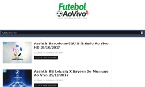 Futebolaovivo2.net thumbnail