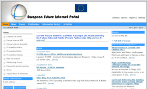 Future-internet.eu thumbnail