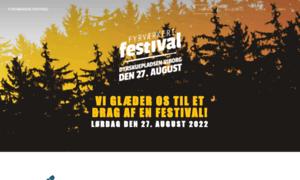 Fyrfest.dk thumbnail