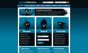Gamecollections.co.uk thumbnail