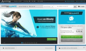 Gameone.metaboli.fr thumbnail