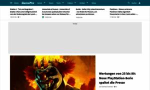 Gamepro.de thumbnail