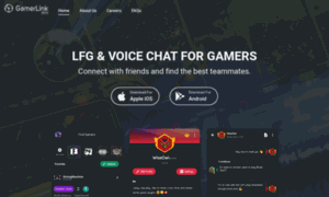 Gamerlink.gg: GamerLink - Universal Looking For Group (LFG ...