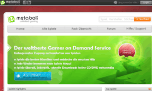 Gameswelt.metaboli.de thumbnail