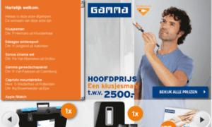 Gammaprijzen.nl thumbnail