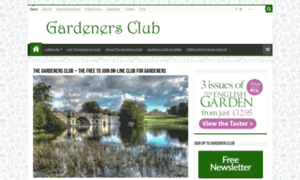 Gardeners-club.co.uk thumbnail