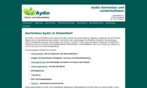 Gartenbau-aydin.de thumbnail