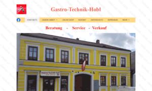 Gastro-technik-hobl.at thumbnail
