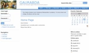 Gaurabda.org thumbnail