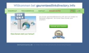 Gaurenteedlinkdirectory.info thumbnail