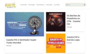 Gazetafm.com.br thumbnail