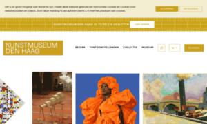 Gemeentemuseum.nl thumbnail