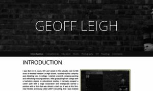 Geoff.foliotek.me thumbnail