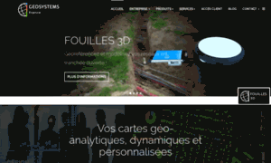 Geosystems.fr thumbnail