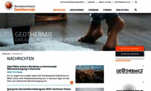 Geothermie.de thumbnail