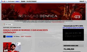 Geracaobenfica.blogspot.com.br thumbnail