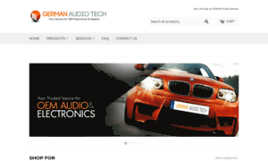 Germanaudiotech.net thumbnail