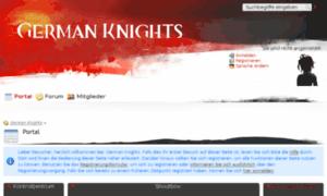 Germanknights-gw2.de thumbnail