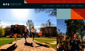 Germantownfriends.org thumbnail