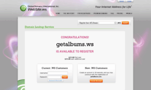 Getalbums.ws thumbnail