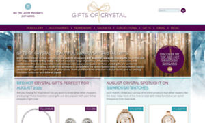 Giftsofcrystal.co.uk thumbnail