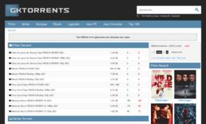 gktorrent.cc - GkTorrent.cc: Télécharger sur GkTorrent Officiel