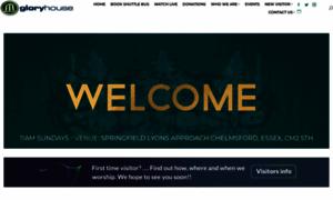 Gloryhouse.org.uk thumbnail