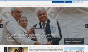 Glsuniversity.ac.in thumbnail