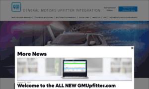 Gmupfitter.com thumbnail
