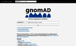 Gnomad.broadinstitute.org thumbnail