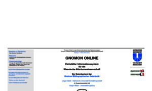 Gnomon.ku-eichstaett.de thumbnail