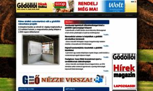 Godolloi-hirek.hu thumbnail