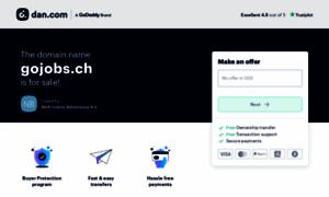 Gojobs.ch thumbnail