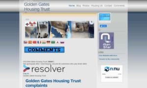 Goldengateshousingtrust.n.nu thumbnail