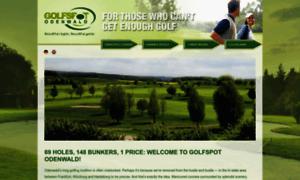 Golfspot-odenwald.de thumbnail