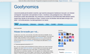 Goofynomics.blogspot.it thumbnail