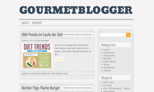 Gourmetblogger.wordpress.com thumbnail