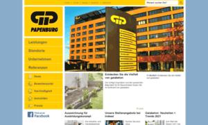 Gp-papenburg.de thumbnail