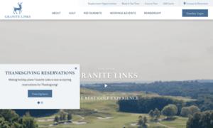 Granitelinksgolfclub.com thumbnail