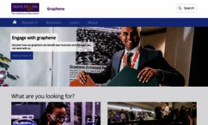 Graphene.manchester.ac.uk thumbnail