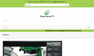 Greensense.tv thumbnail
