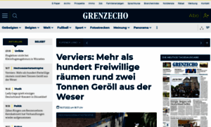 Grenzecho.net thumbnail