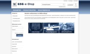 Gsg-e-shop.de thumbnail