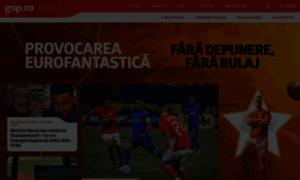 gsp.ro - Gazeta Sporturilor - GSP - ultimele stiri din sport, rezultate live