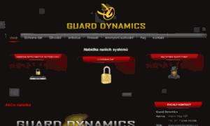 Guard-dynamics.cz thumbnail