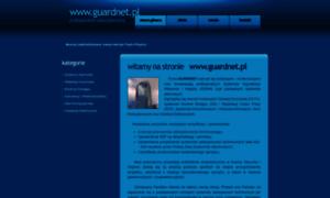 Guardnet.pl thumbnail