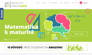Gymnazium-amazon.cz thumbnail